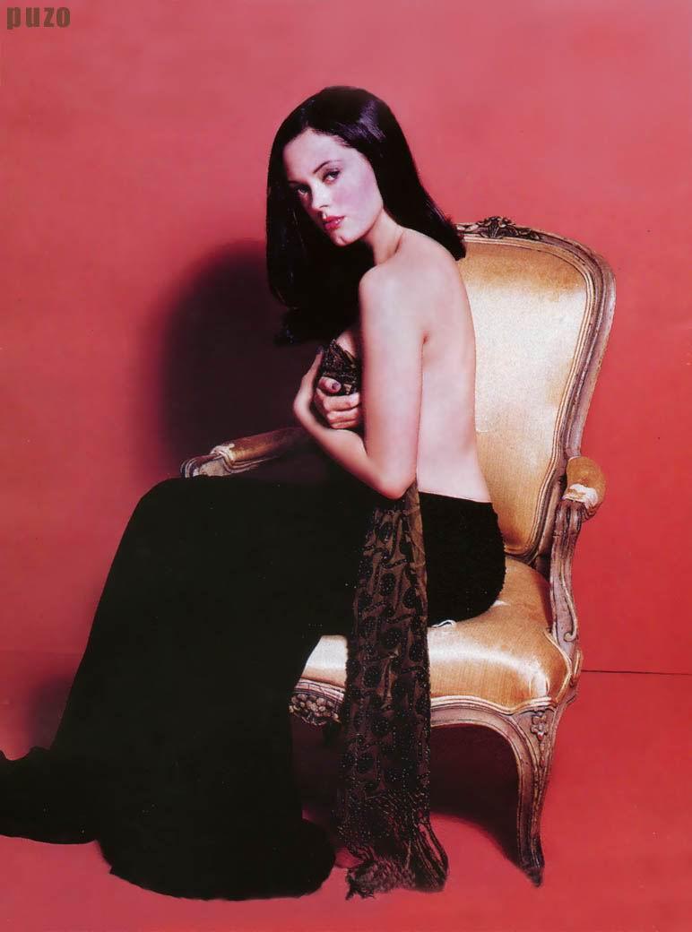 Las nuevas fotos de Rose McGowan Paige desnuda Fotos