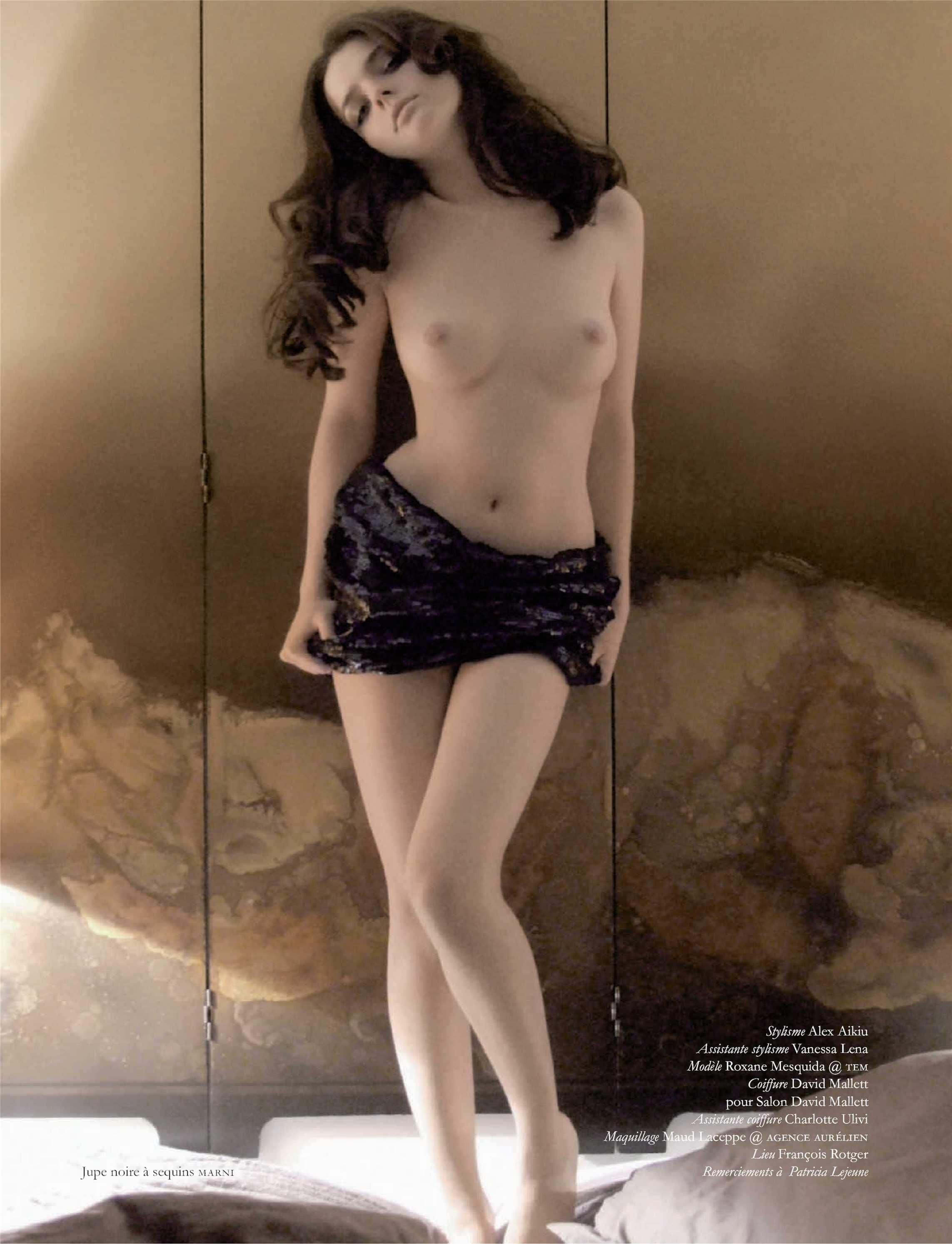 роксана мескида эротические фото