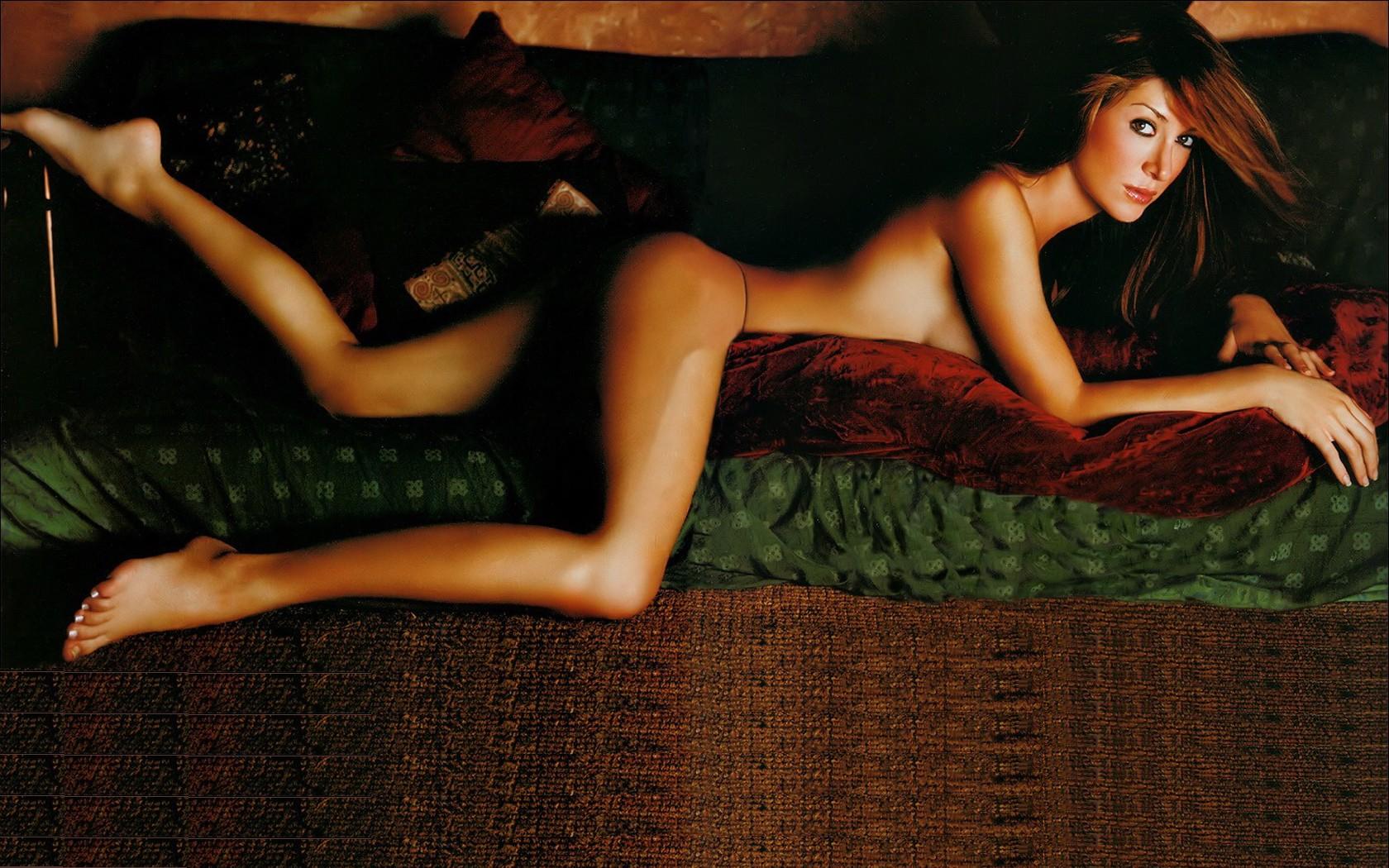 Ha sasha alexander alguna vez desnuda