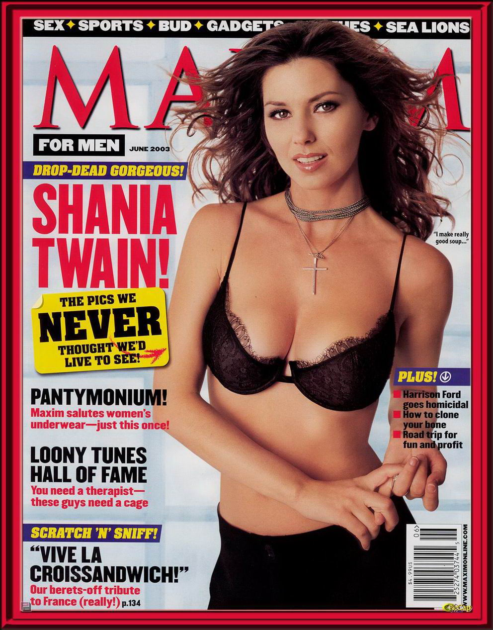 Shania Twain Gay - Americas Best Lifechangers