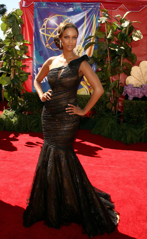 PHOTOS : Tyra Banks Through the Years Photos - ABC News 41