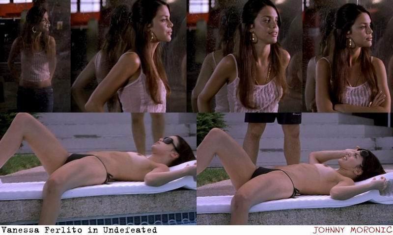 Vanessa Ferlito Topless