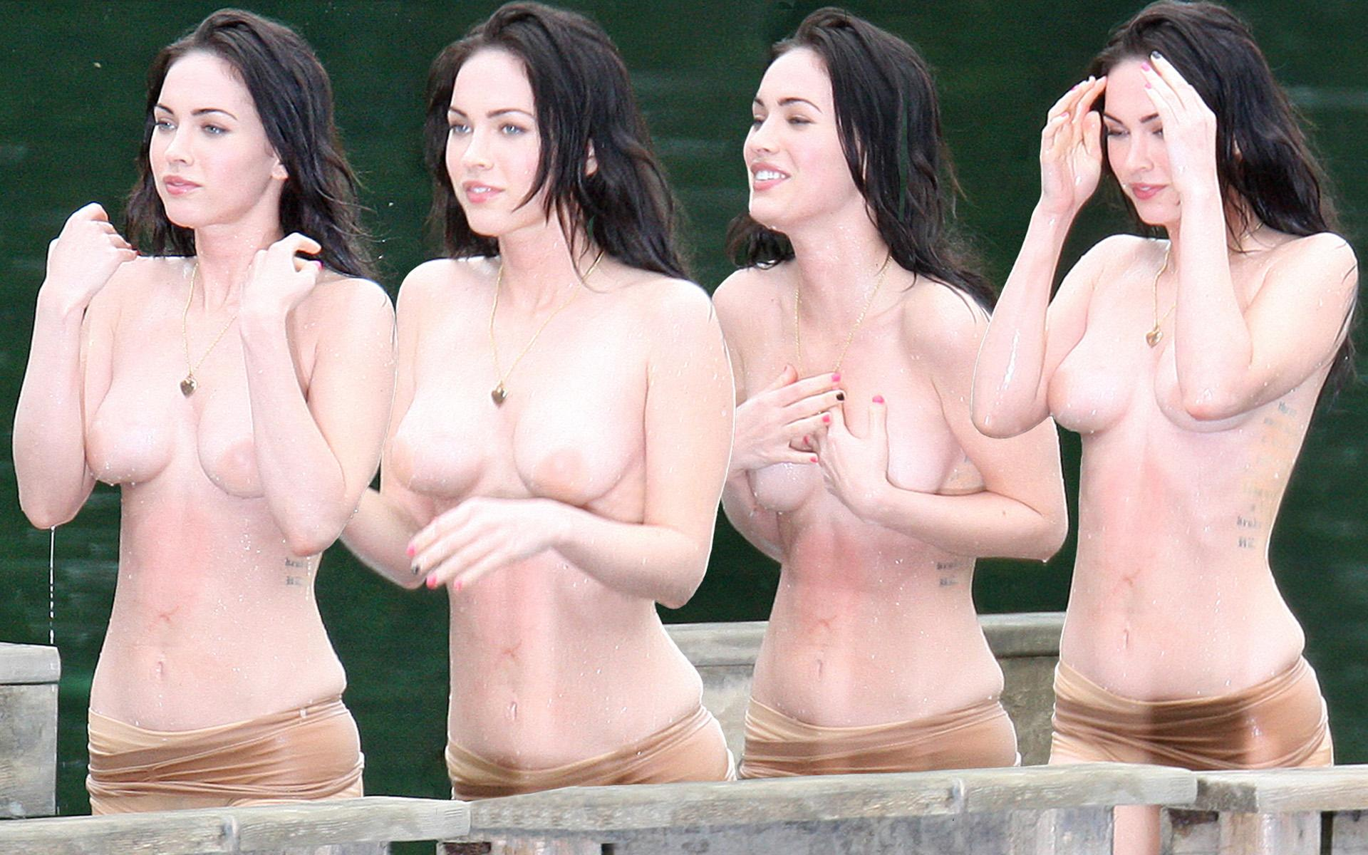 Megan Fox Reveals She Has Obsessive Compulsive Disorder Threatens To Harm Pap Over Topless Photos